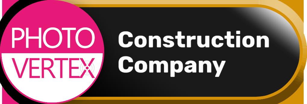 Construction Company - Photovertex Webdesign Template
