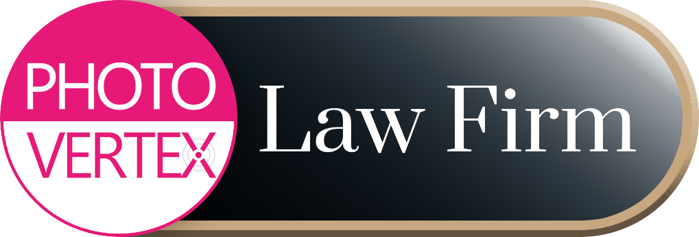 Law Firm - website design example